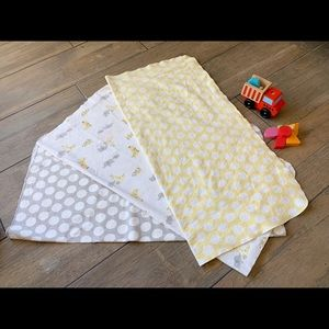 Carter's Other - Carter's Child of Mine Swaddle Blankets